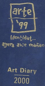 Art Diary Curaçao 500