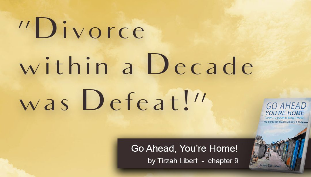 """""""Go Ahead, You're Home"""" A Pyrrhic Victory  – chapter 9"""