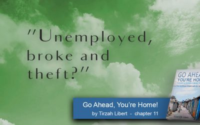 """Go Ahead, You're Home"" Flying on Green Grass – chapter 11"