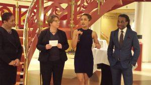 Claudia Schalkx interviewed Belladonna & François Pierre