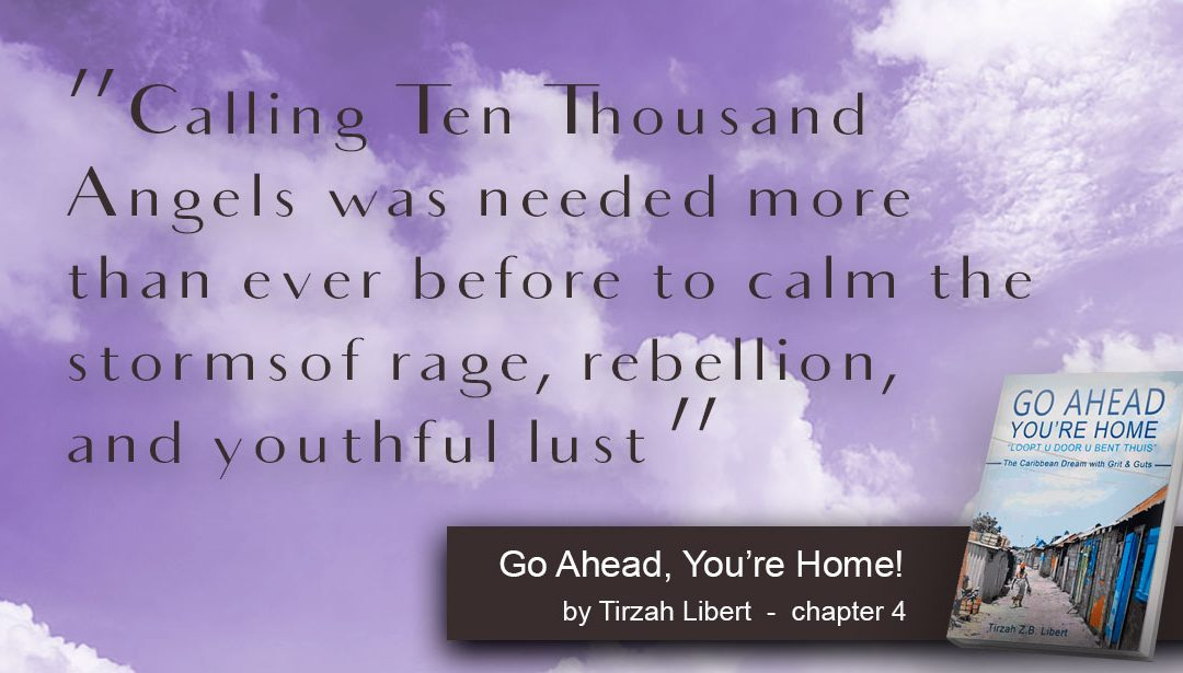 """Go Ahead, You're Home"" The Terrible Teens – chapter 4"