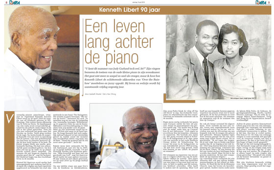 Interview Kenneth Libert