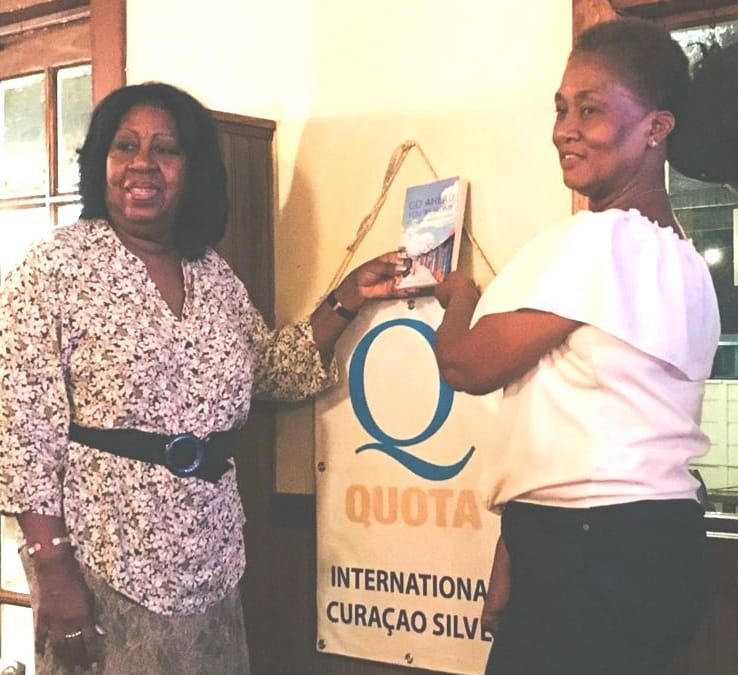 Honored by Quota Curaçao Silver