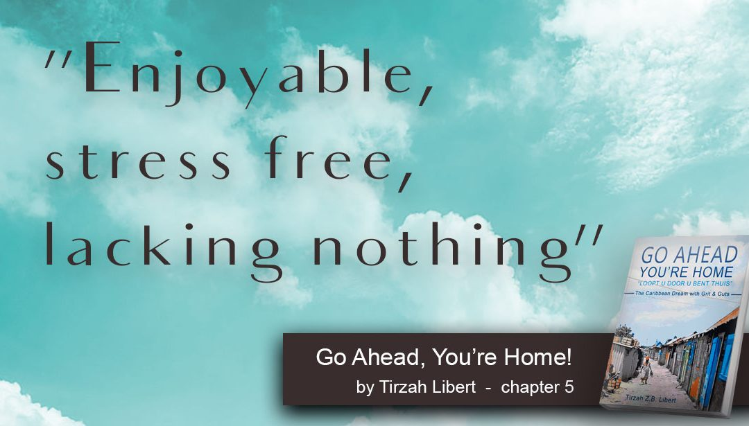 """Go Ahead, You're Home"" My Way: Welcome, Alive & Beautiful – chapter 5"